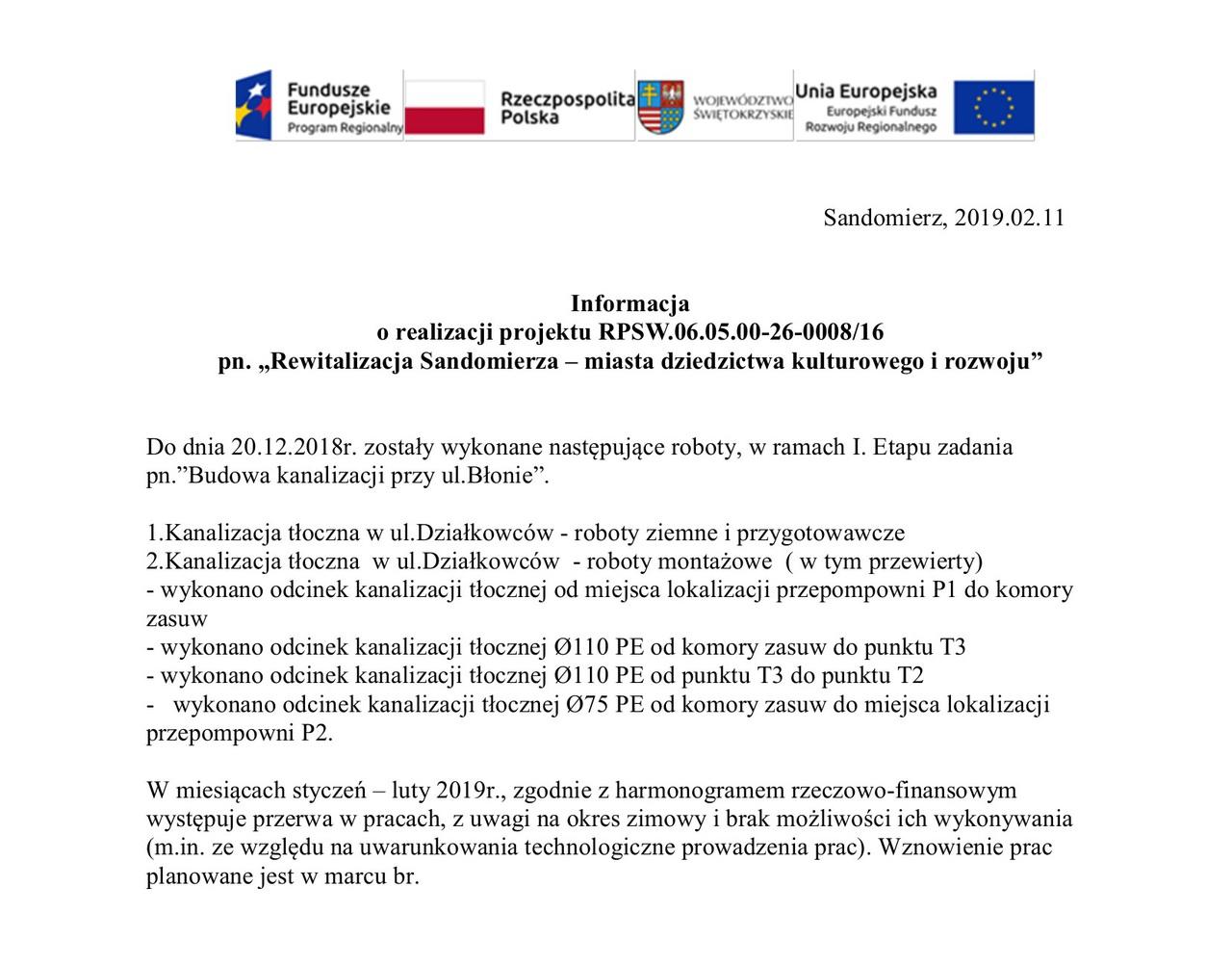 informacja -kanalizacja przy ul. Błonie.2.jpeg