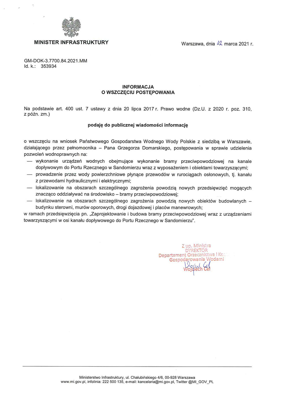 informacja o wszczęciu postępowania z 22.03.2021.jpeg