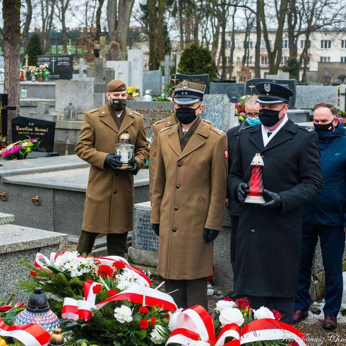 Galeria Narodowy Dzień Pamięci Żołnierzy Wyklętych