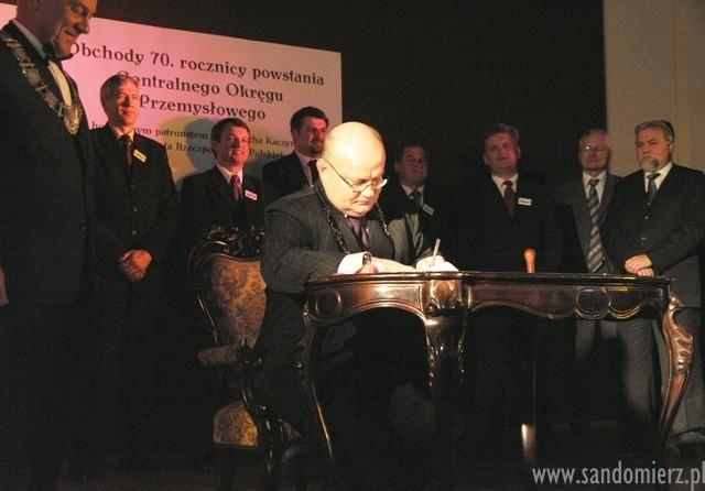 Galeria spotkanie, 70-lecei powstania COP