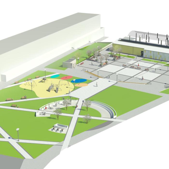 Galeria modernizacja placu 3.maja