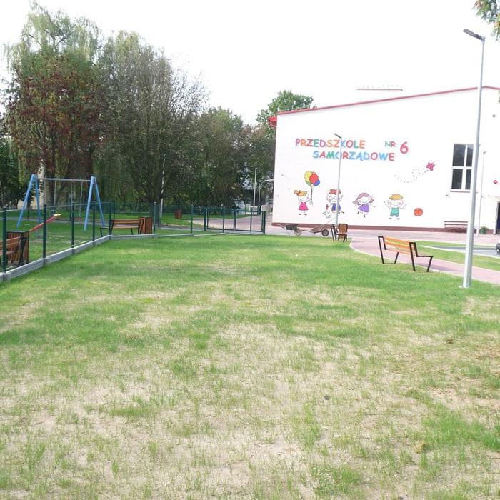 Galeria Przedszkole nr 6, modernizacja