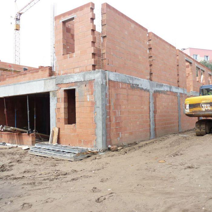 przedszkole nr 6 - ściana parteru