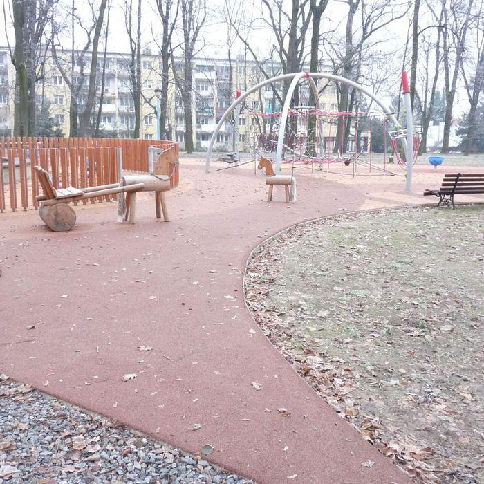 Galeria rewitalizacja Parku Miejskiego