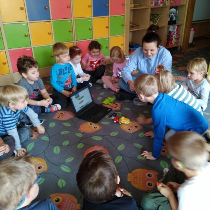 Galeria zajęcia dodatkowe Przedszkole Społ.nr 6