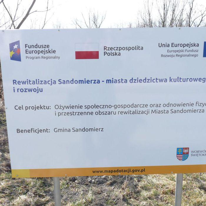 Galeria budowa instalacji kan.ul. Błonie, cz.2
