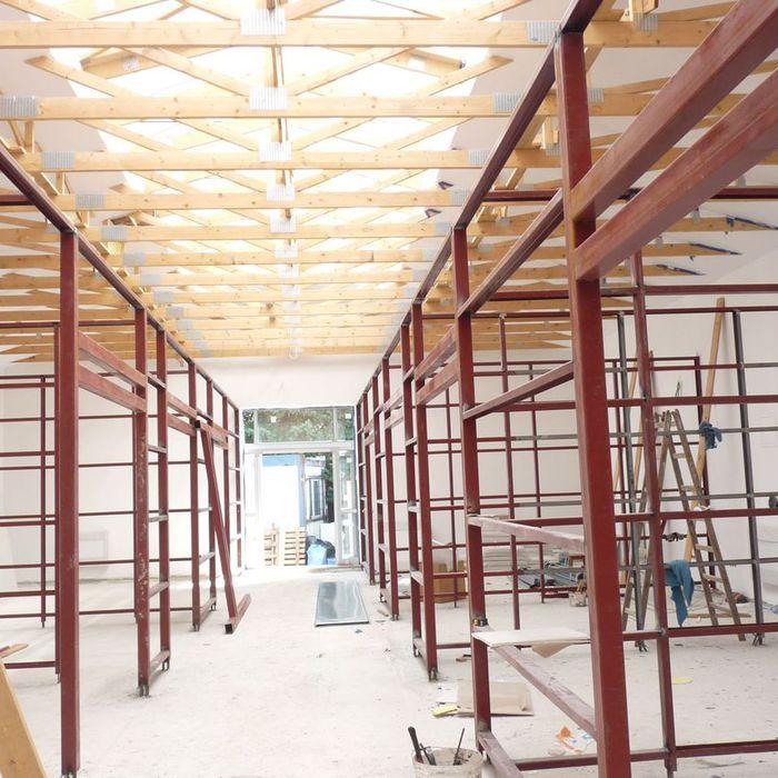 Galeria budynek handlowy pl.3maja, cz3