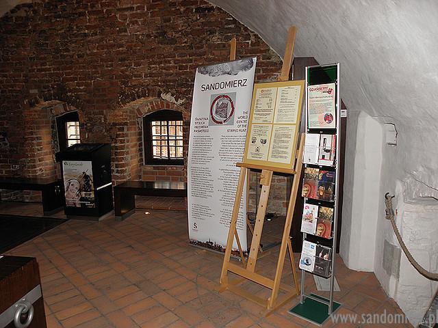 Galeria Krzemień Pasiasty w Muzeum Bursztynu