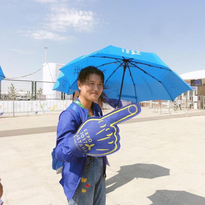 Galeria Krzemień Pasiasty na EXPO Astana Kazachstan 2017