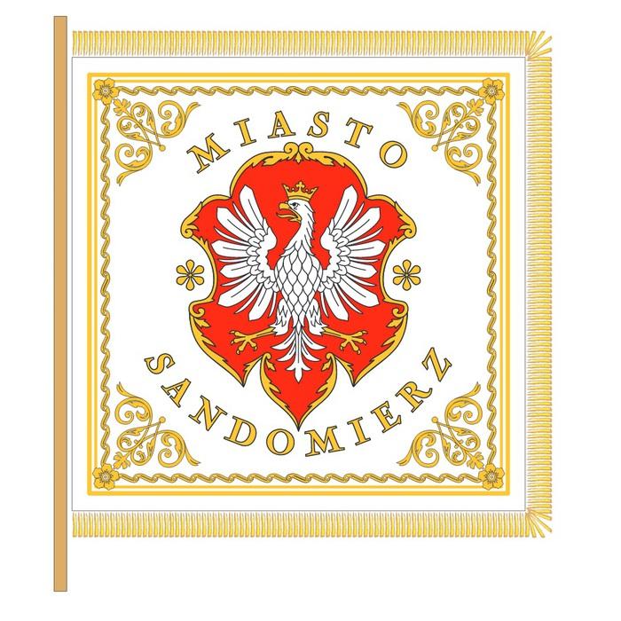sztandar Sandomierza, strona główna