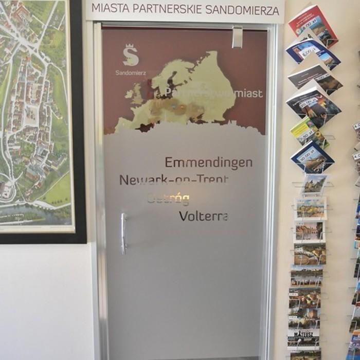 Galeria sala miast partnerskich