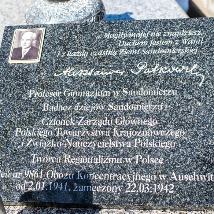Galeria upamiętnienie Aleksandra Patkowskiego