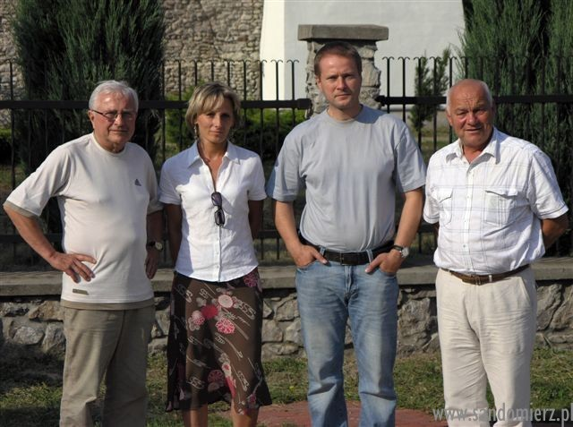 Galeria Ojciec Mateusz 2008