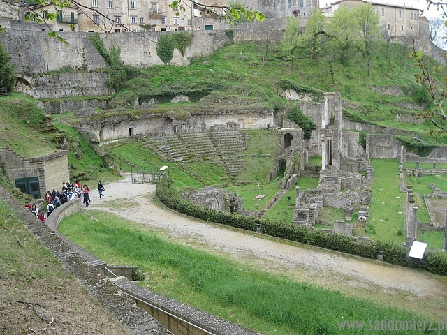 Galeria Volterra kwiecień 2012