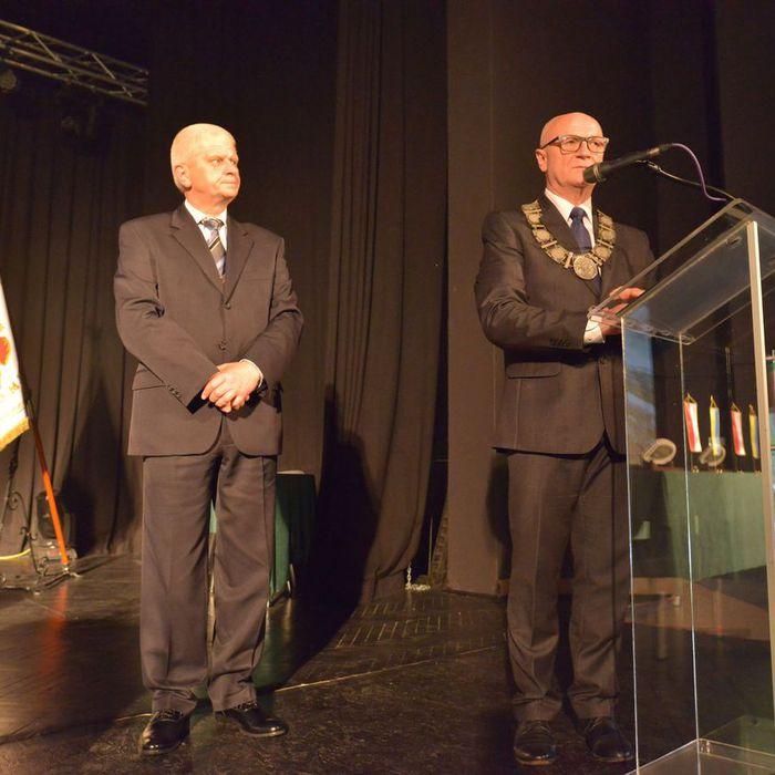 Galeria Odnotowanie Aktu Partnerstwa Miast z Ostróg