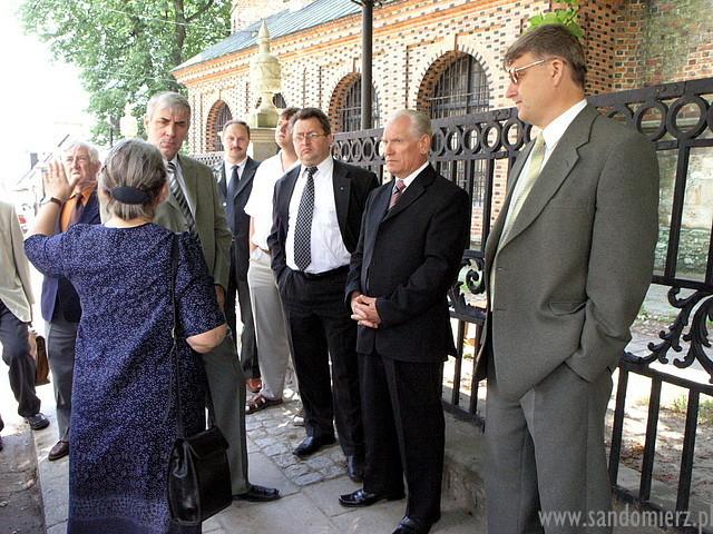 Galeria Spotkanie w Sandomierzu (Miasto Partnerskie Ostróg)
