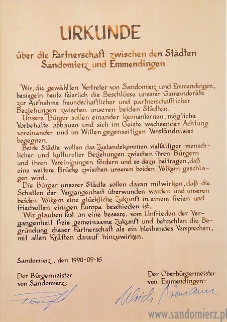 Galeria Emmendingen Akt Partnerstwa