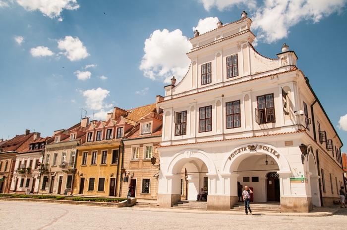Galeria Kamienice mieszczańskie