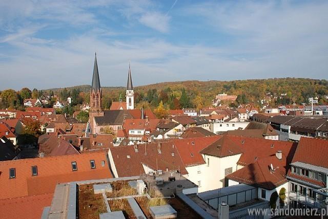 Galeria Emmendingen jesienią
