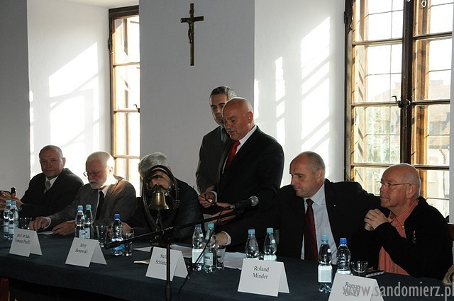 Galeria Sesja współpracy Sandomierza i Emmendingen