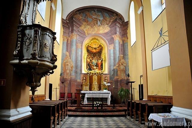 Galeria Kościół św. Ducha