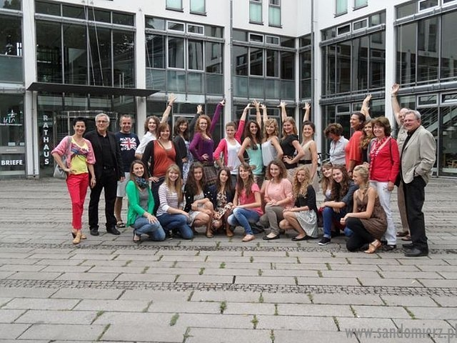 Galeria Warsztaty i koncert grupy Paradox w Emmendingen