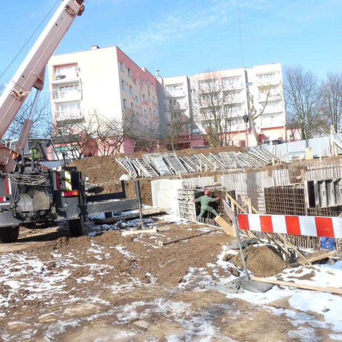 Galeria budowa Przedszkola nr 6 (piwnica)