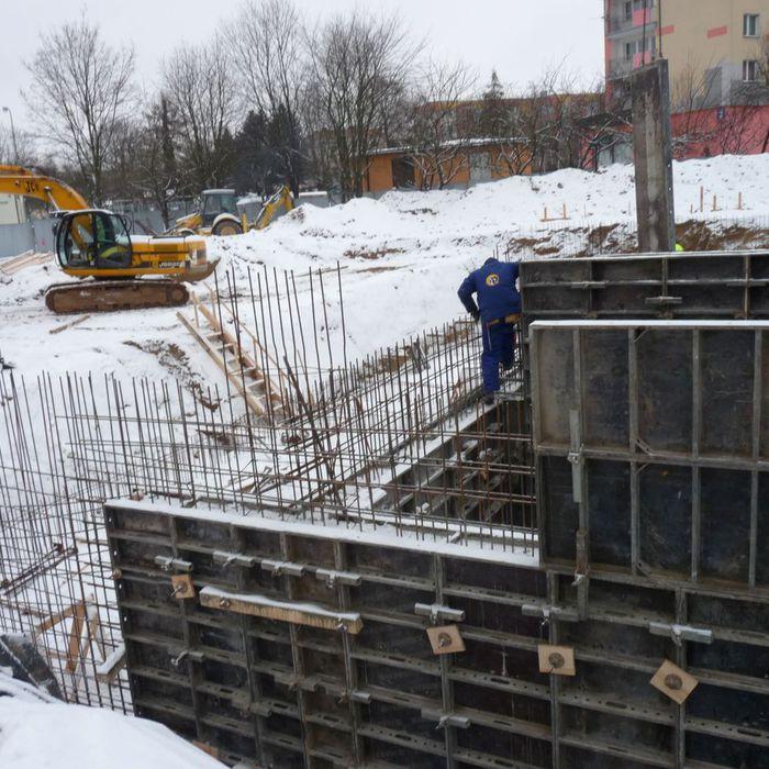Galeria budowa przedszkola nr 6 (fundamenty)