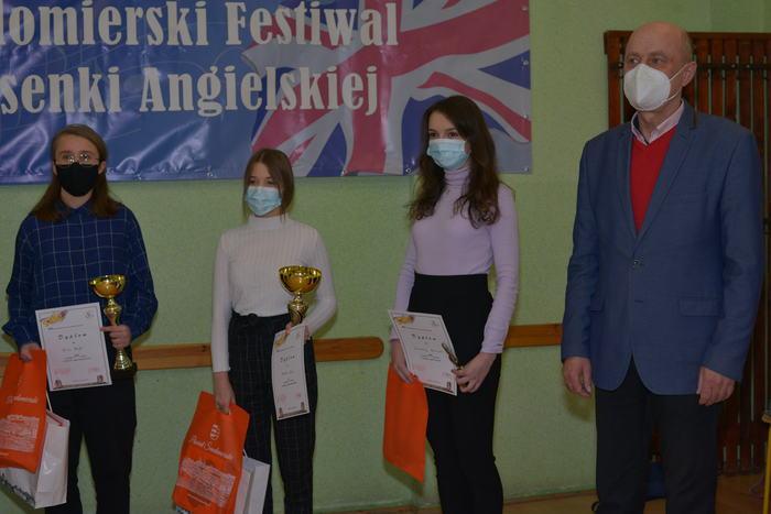 Galeria XXII Sandomierski Festiwal Piosenki Angielskiej