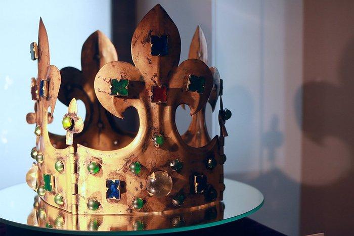 Galeria korona Kazimierza Wielkiego