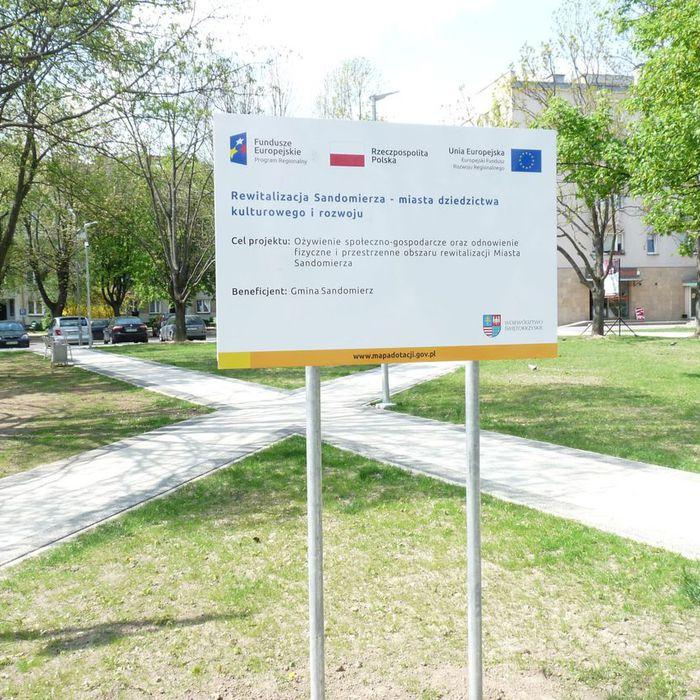 Galeria modernizacja pl. 3 Maja, etap III, cz.1