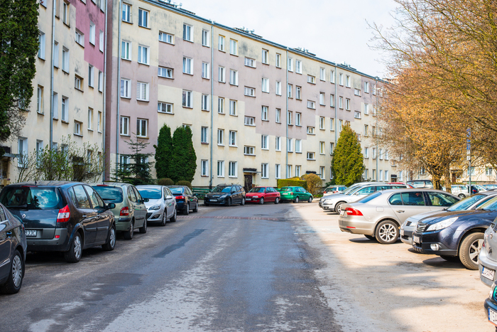 Galeria Ulica Żółkiewskiego zostanie wyremontowana