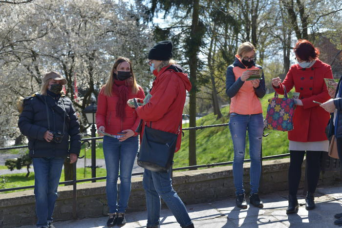 Galeria Manual dla branży Strategia marki Sandomierza