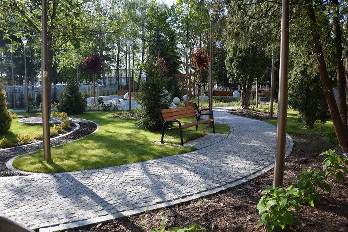 Galeria Otwarcie Parku Osiedlowego przy ul. Baczyńskiego