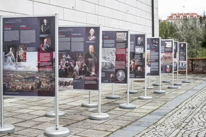 Galeria Narodowe Święto Konstytucji 3 Maja w Sandomierzu
