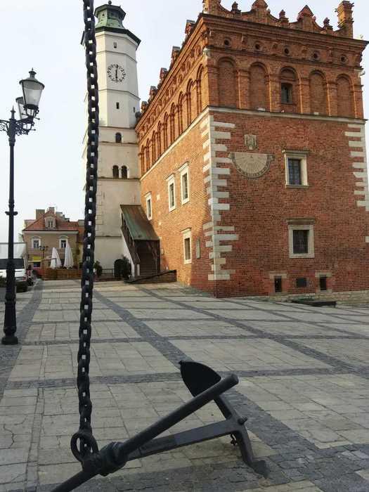 Galeria Sandomierz w biało-czerwonych barwach
