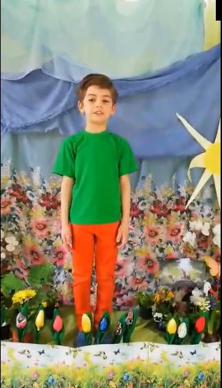 """Galeria X Międzyprzedszkolny Konkurs Recytatorski - """"Tęczowy bal - w królestwie zielonej łąki"""""""