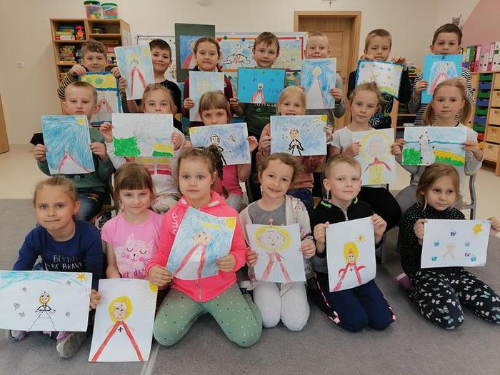 Galeria Przedszkolaki pamiętają o Janie Pawle II