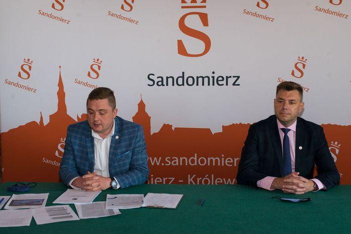 """Galeria Spotkanie inaugurujące dla przedstawicieli gmin tworzących Miejski Obszar Funkcjonalny """"Sandomierz"""""""