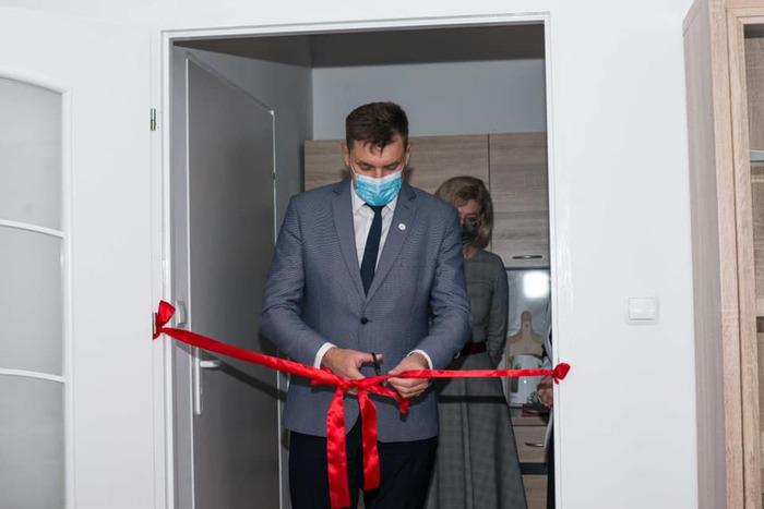 Galeria Mieszkanie treningowe oddane do użytku po remoncie