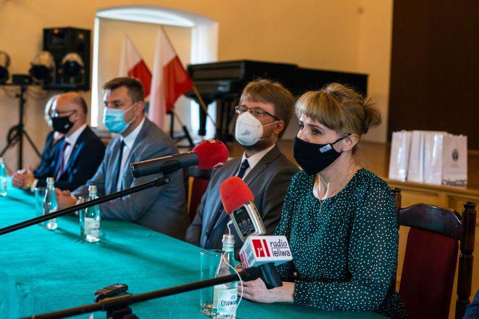 Galeria Nowy dyrektor Muzeum Okręgowego w Sandomierzu