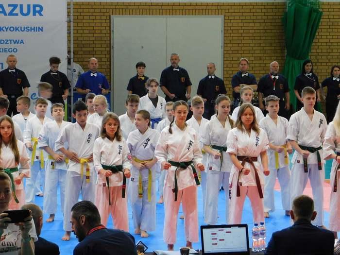 Galeria Turniej Karate