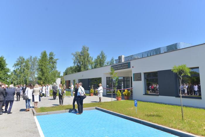 Galeria Budowa budynku Centrum Dziennej Opieki Psychiatrycznej