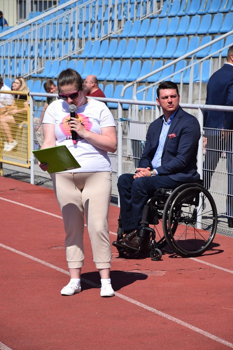Galeria Świętokrzyski Mityng Lekkoatletyczny Olimpiad Specjalnych