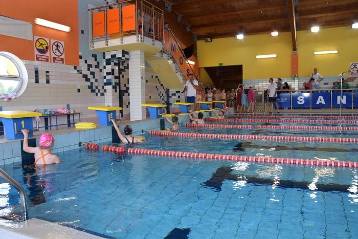 Galeria Podsumowanie szkolenia pływackiego