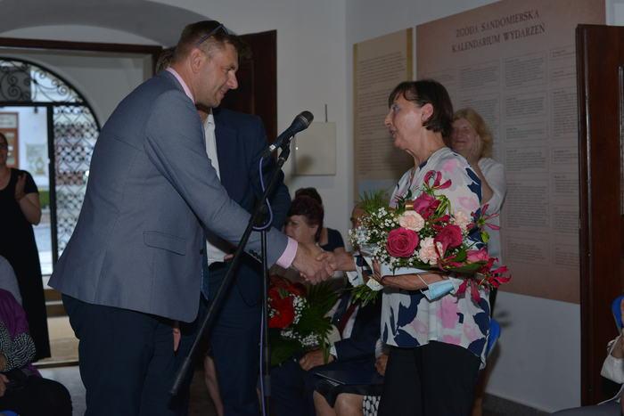 """Galeria Promocja tomiku wierszy Halszki Kamockiej """"Szło ku mnie szczęście"""""""