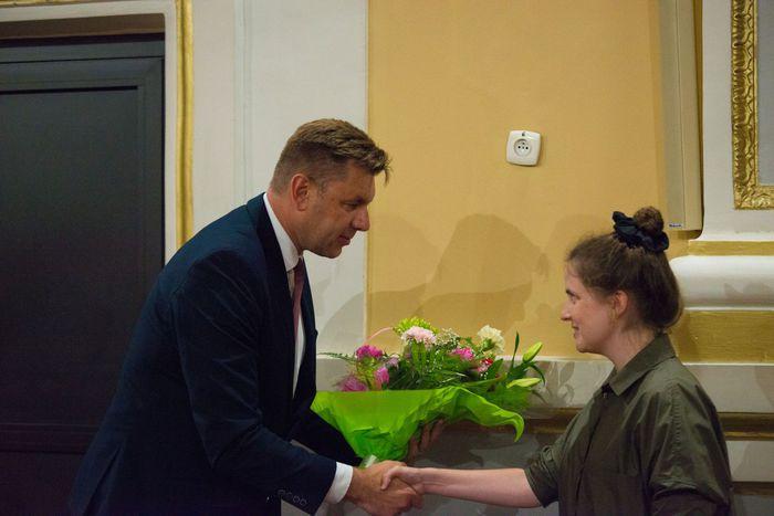 Galeria Benefis Alicji Kaszyńskiej