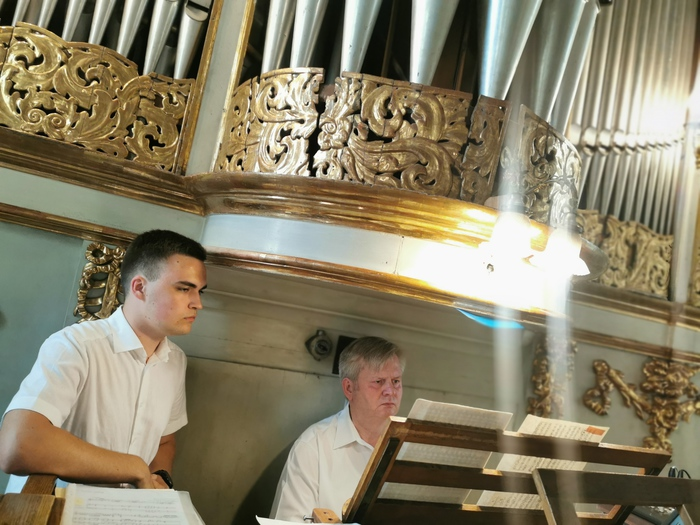 Galeria wieczory organowe