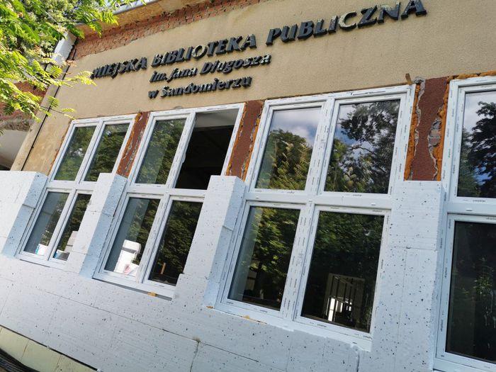 Galeria Przebudowa Biblioteki