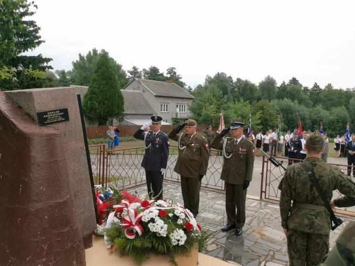 Galeria Obchody 77 rocznicy bitwy pod Pielaszowem